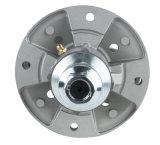 Eje de rotación de la lámina de la cubierta con los tornillos para John Deere Gy20050 Gy20785 L100 L110 L120 L130