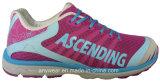 La gymnastique de dames de chaussures sportives folâtre les espadrilles courantes extérieures de chaussures (515-3807)