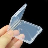 Caixa transparente plástica do suporte de cartão da memória dos CF do preço de fábrica