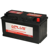 58827 China Leading Manufature de 12V Truck Batteries Auto Battery