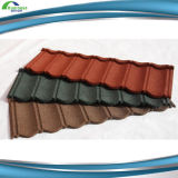 Tuile de toit en acier en métal de couleur de qualité pour le matériau de construction