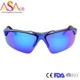 Gafas de sol de la PC de la protección del deporte UV400 del diseñador de moda de los hombres (14363)