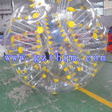遊園地ボディ球の膨脹可能で豊富な球か人間の膨脹可能で豊富な泡球