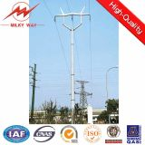 Galvanisierter elektrischer Übertragungs-Aufsatz Pole