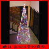 Shopping Center 정원 Decoration를 위한 2.5m Hot Sales Assembled Christmas Tree