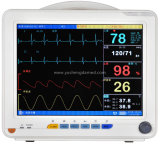 ECG NIBP SpO2 Temp Resp video paziente di Multi-Parameter dell'ospedale ICU 12.1 ''