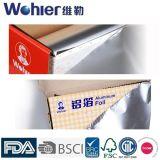 Roulis de papier d'aluminium d'enveloppe de nourriture