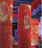 Visualización de LED suave de interior P5