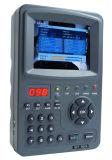 Pantalla LCD grande satélite Buscador de medidor digital