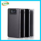Batería portable de la potencia de la alta calidad 12000mAh LCD de EXW