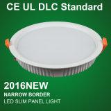 Rundes Panel des LED-Hintergrundbeleuchtung-Panel-16W LED beleuchten unten