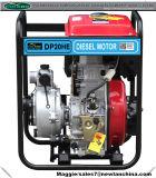 Bomba de água Diesel elétrica de 2 polegadas com dois impulsores (DP20HE)