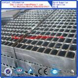 Reja galvanizada del suelo de la barra de acero