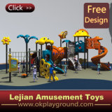 [س] أطفال بلاستيكيّة خارجيّة ملعب تجهيز ([إكس1501-10])