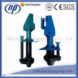Pompe à soupe centrifuge verticale de la série Spr