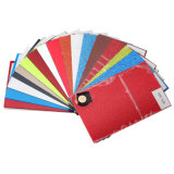 Rodillo del PVC del PVC Sparekly del color para el abrigo del tambor