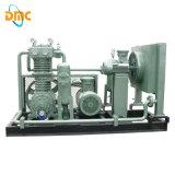 Compresseur d'air exempt d'huile à haute pression