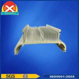 Industrieller Kühlkörper hergestellt von Aluminiumlegierung 6063