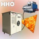 ボイラーのための水素ガスの発電機