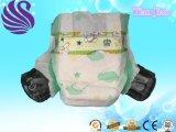 Hohe Absorbierfähigkeit-u. super Breathable heißer Verkaufs-reizende Baby-Wegwerfwindel