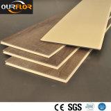 Planches imperméables à l'eau élevées de plancher de vinyle de cliquetis de WPC (HC7020)