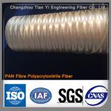 La fibre de Polyacrylonitrile, carter a un module d'élasticité plus élevé, résistance à la traction