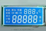 Neuer Entwurf passte Bildschirmanzeige Segment-Schwachstromtn-LCD an