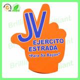 Espuma Cheering da mão da competição com logotipo feito sob encomenda (JFH003)