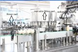 HDPE Flaschen-Saft-füllende Aluminiumfolie-Dichtungs-Maschine