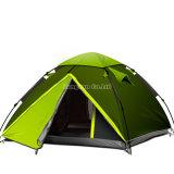 Tente de bon marché 4 personnes, vente de tente de famille, tente campante de 4 personnes