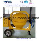 750 litros de Casted del hierro de anillo de mezclador concreto del engranaje