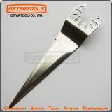 Lámina de cuchillo del retiro del acero inoxidable para quitar la cortadora adhesiva