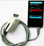 セリウム公認カラーLED手持ち型のパルスの酸化濃度計- SpO2モニタ(RPO-60F) -ファニー