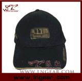 高品質のブランク平屋建家屋の軍の帽子の帽子
