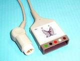 Philips Snap&Clip 12pin Kabel van 5 Boomstam ECG