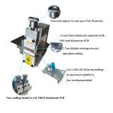 Machine faite à l'usine de coupeur en gros de la carte V
