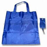 Fördernde Faltedrawstring-Einkaufstasche