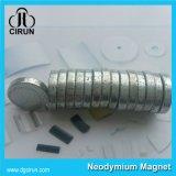 Magneet van de Sensor van de Snelheid Onaxis van het Neodymium van de Ring van de zeldzame aarde de Permanente