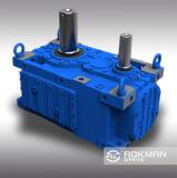 Das beste Qualitätsmc-Serien-industrielle Getriebe, Motor hergestellt in China