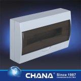 表面の台紙の産業プラスチック光学耐圧防爆Eleatricalの配電箱8way