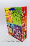 Bolso del papel de imprenta de la historieta de la manera para los niños