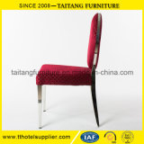中国のステンレス鋼の丸背の新郎の椅子