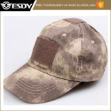 Couleurs militaires campantes extérieures de mélange de casquette de baseball d'armée de chapeaux