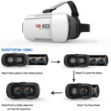OEM Vr Headset de 3D Headset Video Glasses para Mobile (ELTVRGJ-1-1)