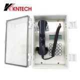 Telefone de segurança do telefone Emeregency (KNSP-22) Telefone público Kntech