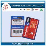 Tarjeta de la identificación del precio de fábrica 125kHz Tk4100/Em4100 RFID para el control de acceso