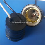 Coated de aluminio Copper Ring, PVC o Porcelain o Bakelite Lampholder (l