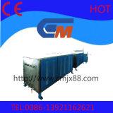 Home Textile Automatique Continuous Random Lengthwise Heat Heat Crumpling Machine
