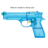 Пушка воды дешевой пластичной игрушки прозрачная для малышей