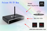 F8 de Doos van TV van Internet met APP van de Opslag van het Spel Google Download